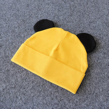 Load image into Gallery viewer, Luna Baby Hat With Ears
