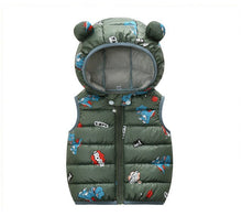 Load image into Gallery viewer, Wyatt Warm Down Sleeveless Vest