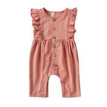 Load image into Gallery viewer, Nora Ruffle Romper