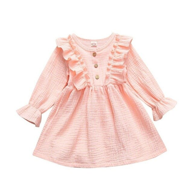 June Ruffles Dress