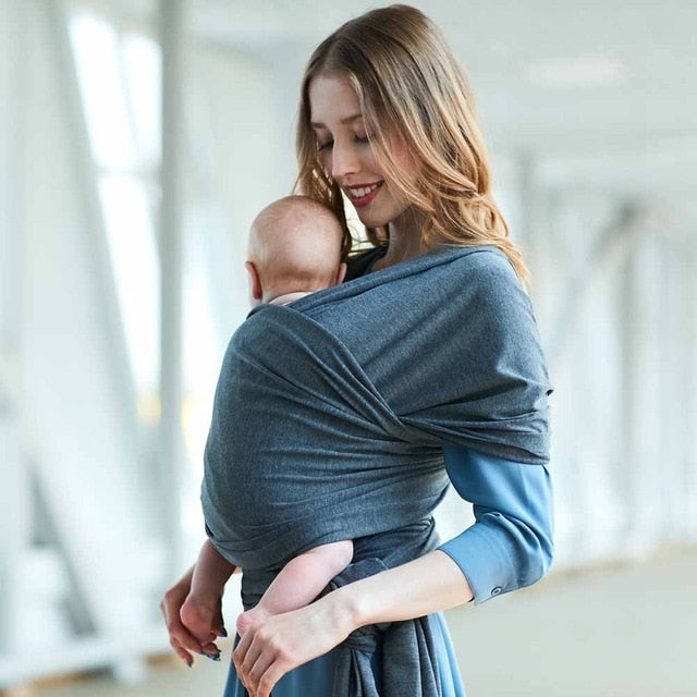 Liliana Baby Sling Wrap Babyback Carrier Ergonomic