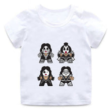 Load image into Gallery viewer, Baby Kiss Print Kids TShirt