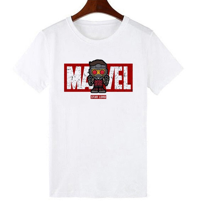 Marvel The Avengers Short Sleeve T-shirt