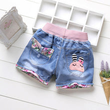 Load image into Gallery viewer, Mckenzie Girls Denim Shorts