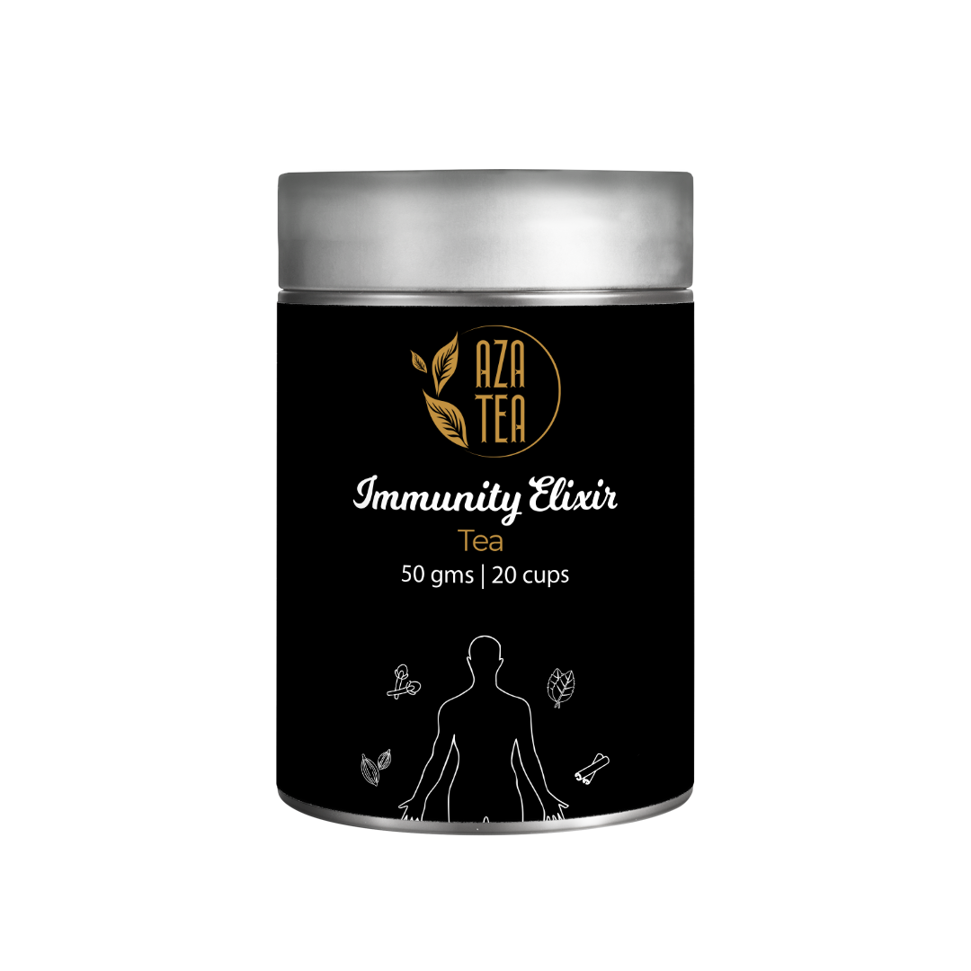 Immunity Elixir 50gm pouch front