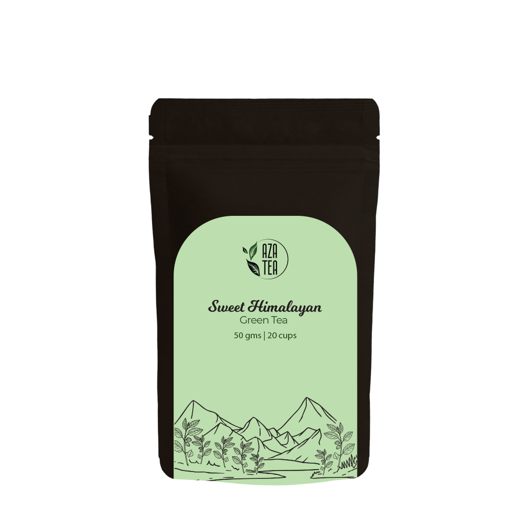 SWEET HIMALAYAN GREEN TEA