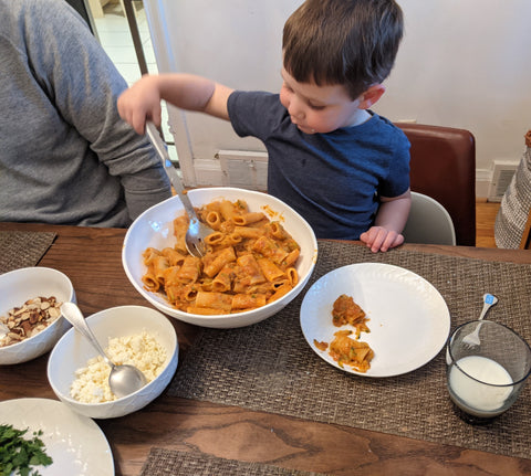 Picky Eating Toddlers