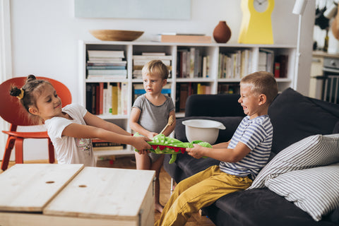 montessori approach to sharing, It's OK Not to Share and Other Renegade Rules