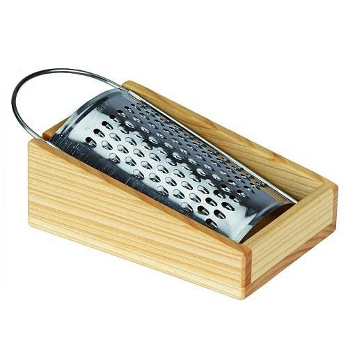 Children's Grater in Wooden Box - The Montessori Room toddler kitchen