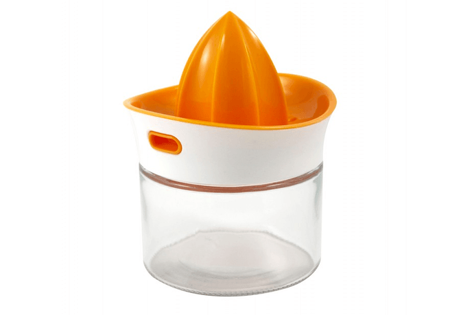 Citrus Juicer and Glass - The Montessori Room