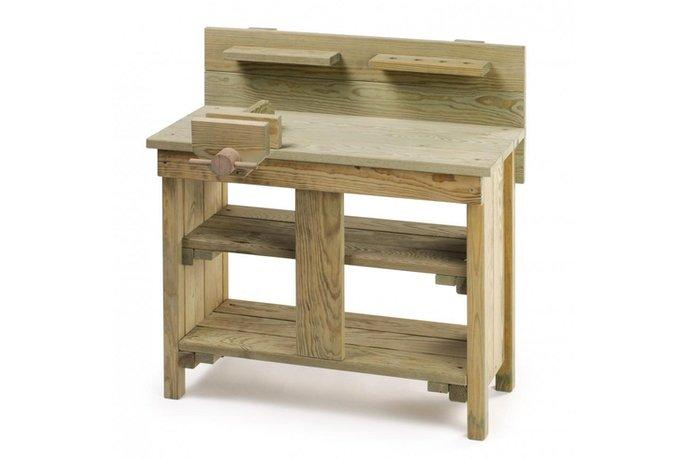 Indoor/Outdoor Workbench and Tinker Table - The Montessori Room