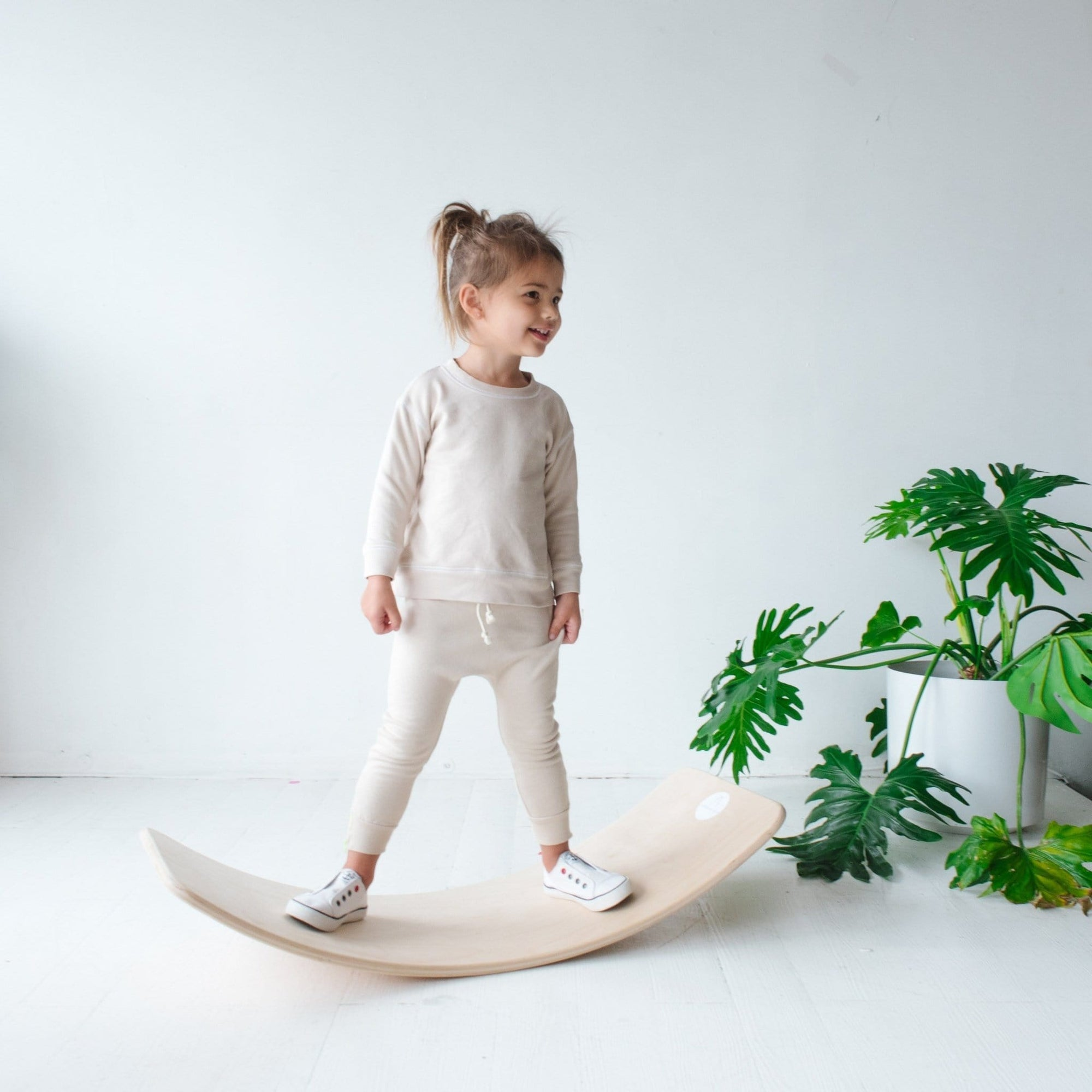 Kimboo Balance Board - The Montessori Room indoor activities