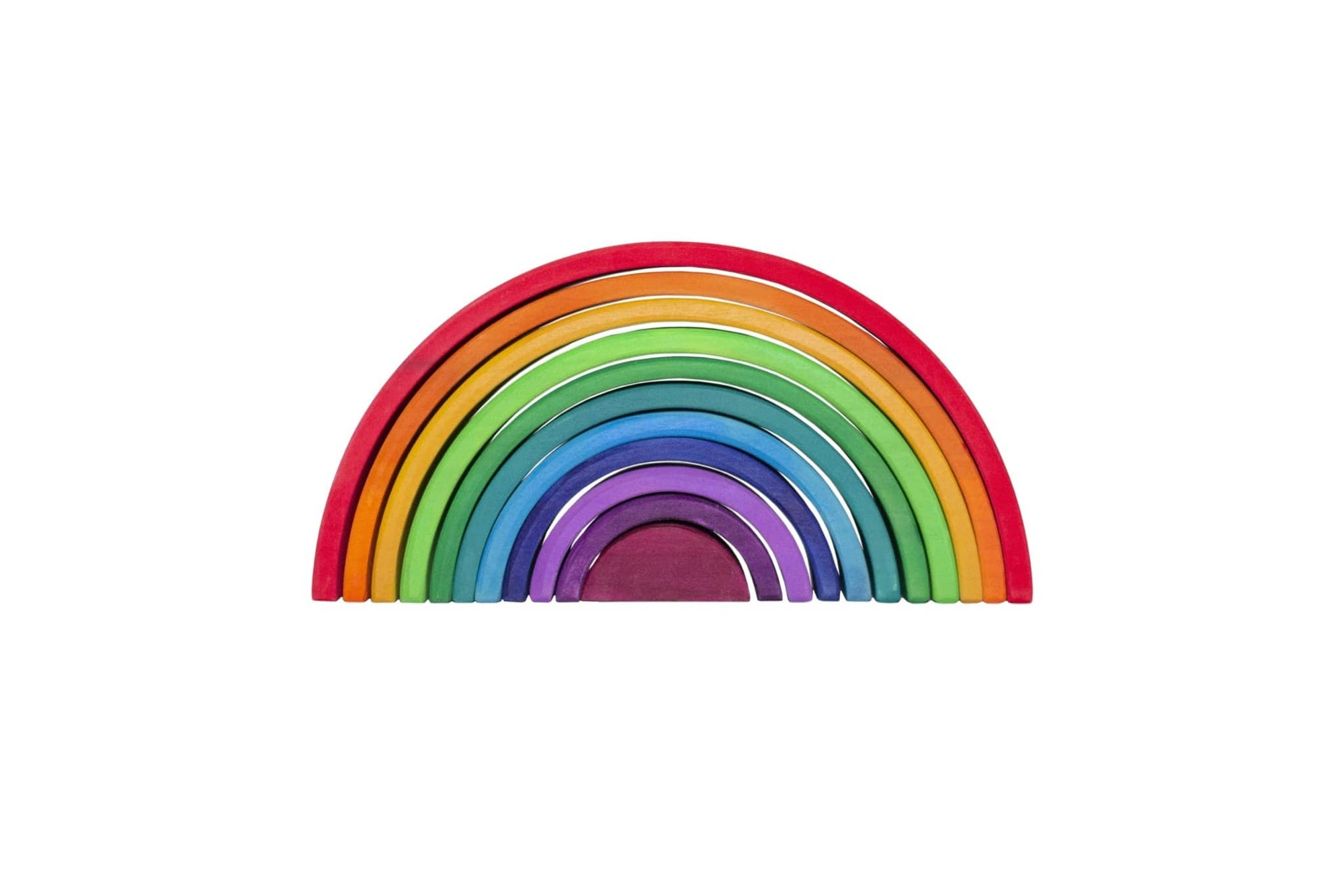 Montessori Large Rainbow stacker - The Montessori Room