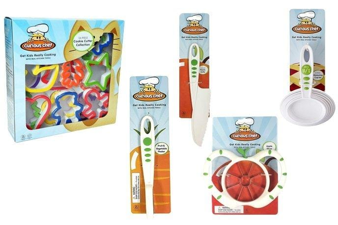 Mini Chef Bundle - The Montessori Room Curious Chef