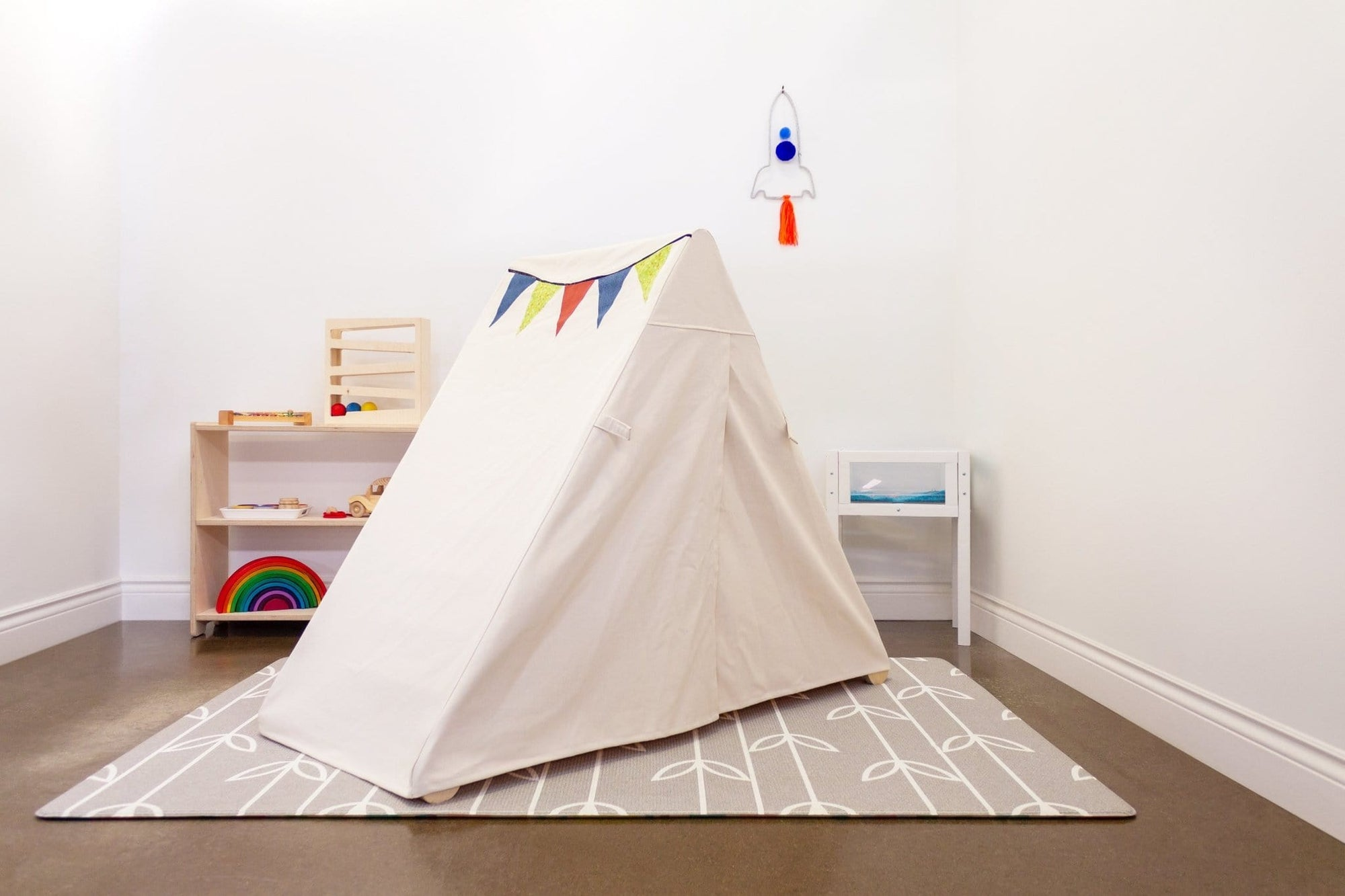 Pikler Tent - The Montessori Room