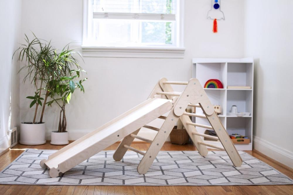 Pikler Triangle - The Montessori Room