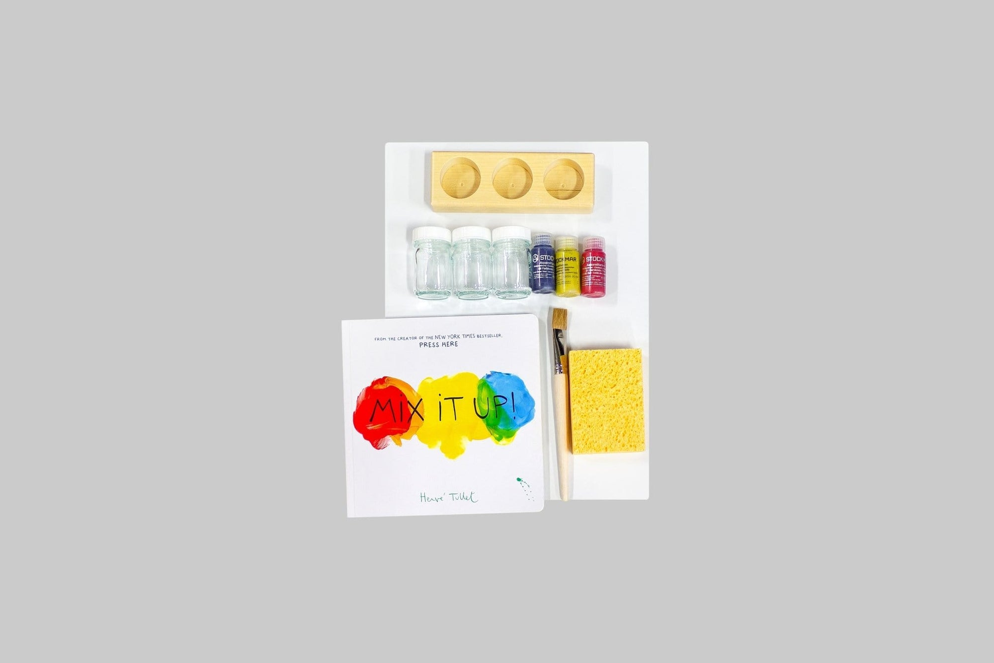The Deluxe Art Set - Stage 1 - The Montessori Room