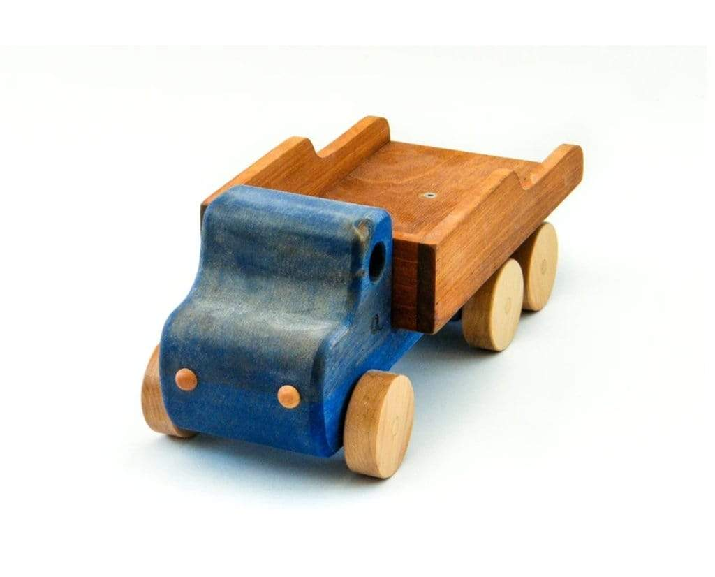 Wooden Transport Truck - The Montessori Room