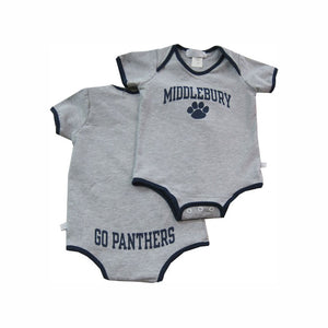 Go Panthers! Infant Shirt (Navy)