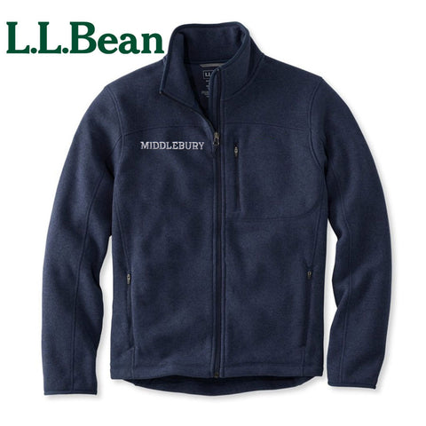Men's Middlebury Sweater Fleece po