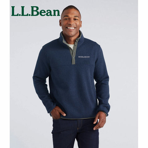 Men's Middlebury Sweater Fleece Pullover