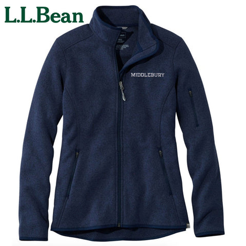 Women's Middlebury Sweater Fleece Jacket