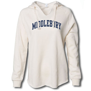 Middlebury California Wave Hoodie (Bone)