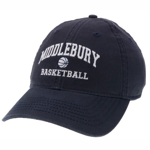 Middlebury Basketball Hat (navy)