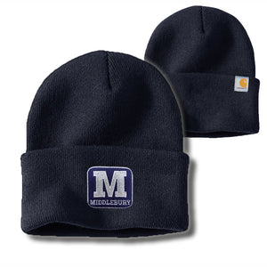Middlebury Carhartt Toque (navy)