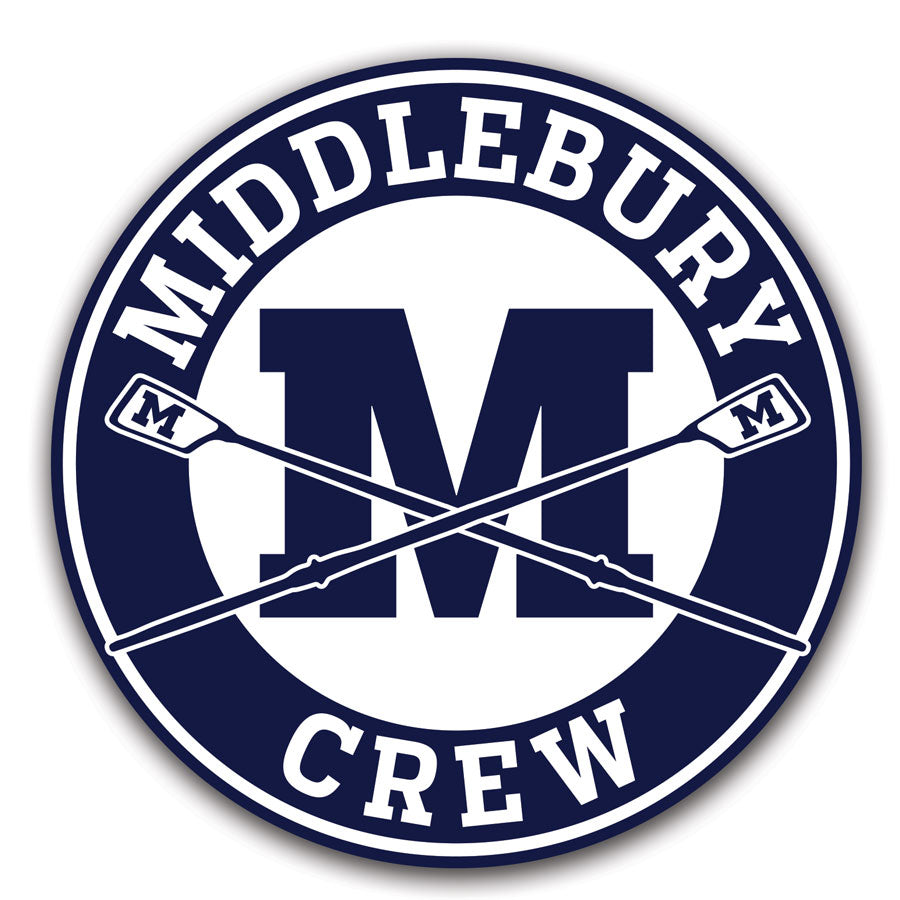 Middlebury Crew Decals
