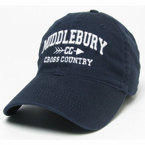 Middlebury Cross Country Hat (navy)