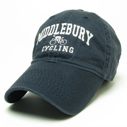 Middlebury Cycling Hat (navy)