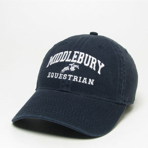 Middlebury Equestrian Hat (navy)