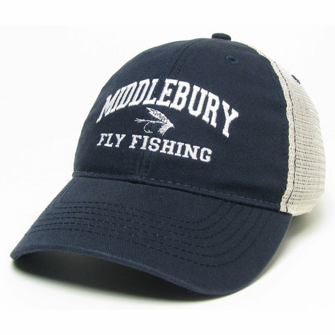 Middlebury Fly Fishing Hat (navy)