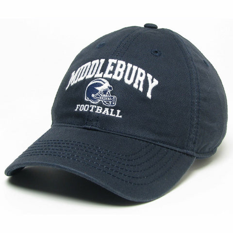 Middlebury Football Hat (navy)