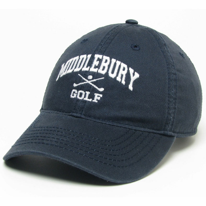 Middlebury Golf Hat (navy)