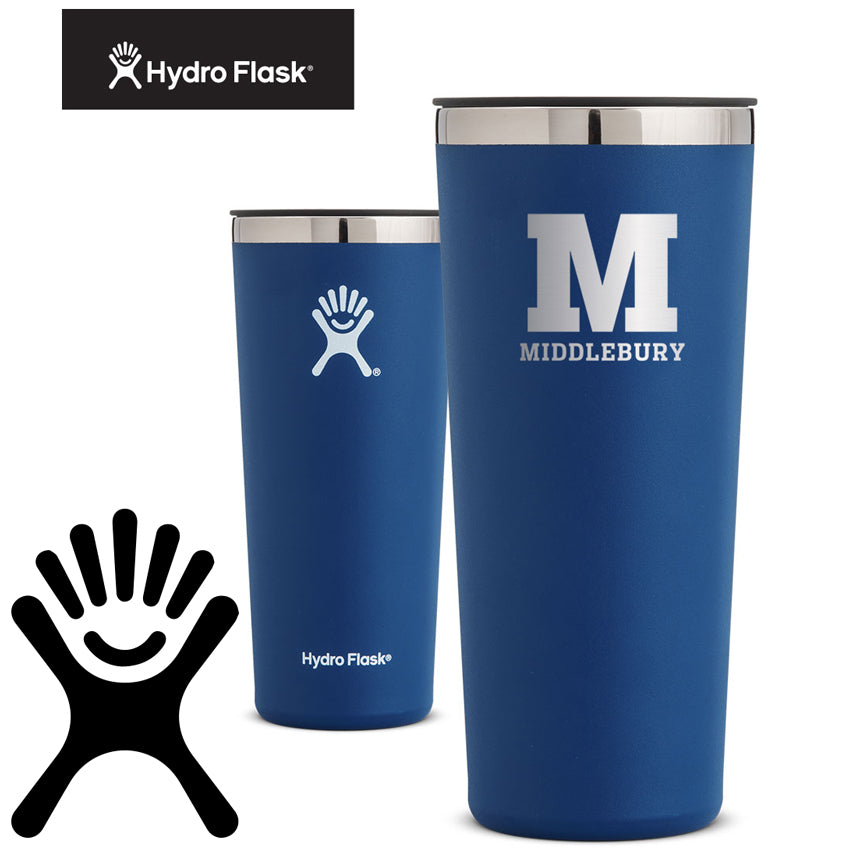 Hydro Flask 22 oz Tumbler - Middlebury