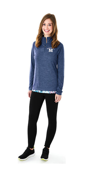 Middlebury Women's Performance Pullover