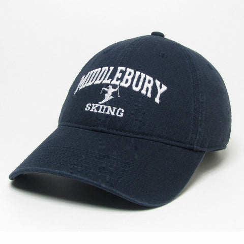 Middlebury Skiing Hat (navy)