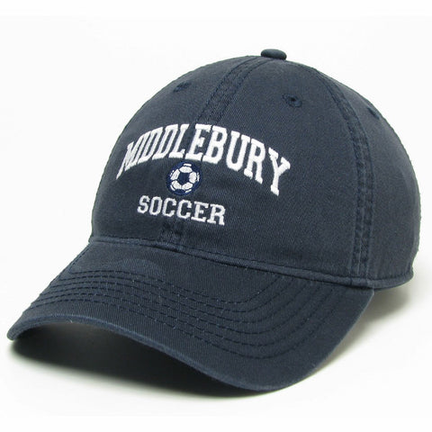 Middlebury Soccer Hat (navy)