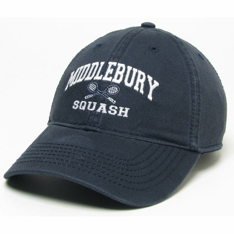 Middlebury Squash Hat (navy)