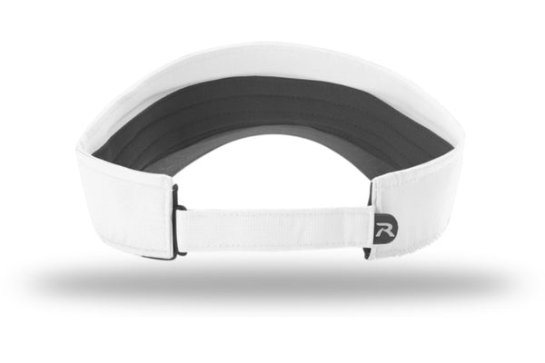 Middlebury Visor (white)