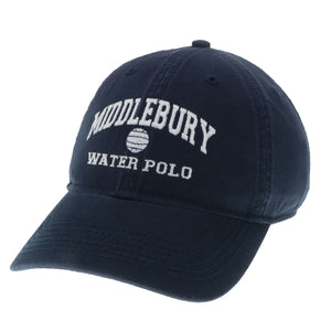 Middlebury Water Polo Hat (navy)