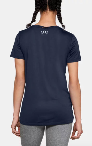 Women's Under Armour Middlebury T-Shirt (navy)