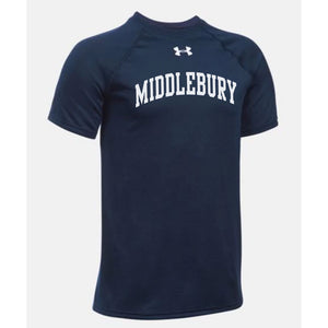 Middlebury Youth Under Armour Tee (navy)