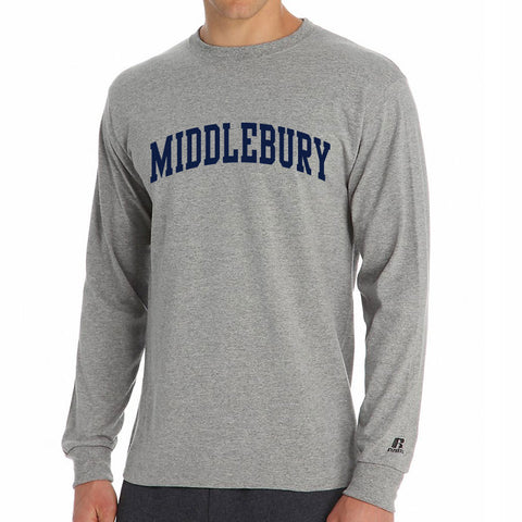 Middlebury Long Sleeve Tee (grey)