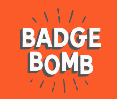 Badge Bomb Patch