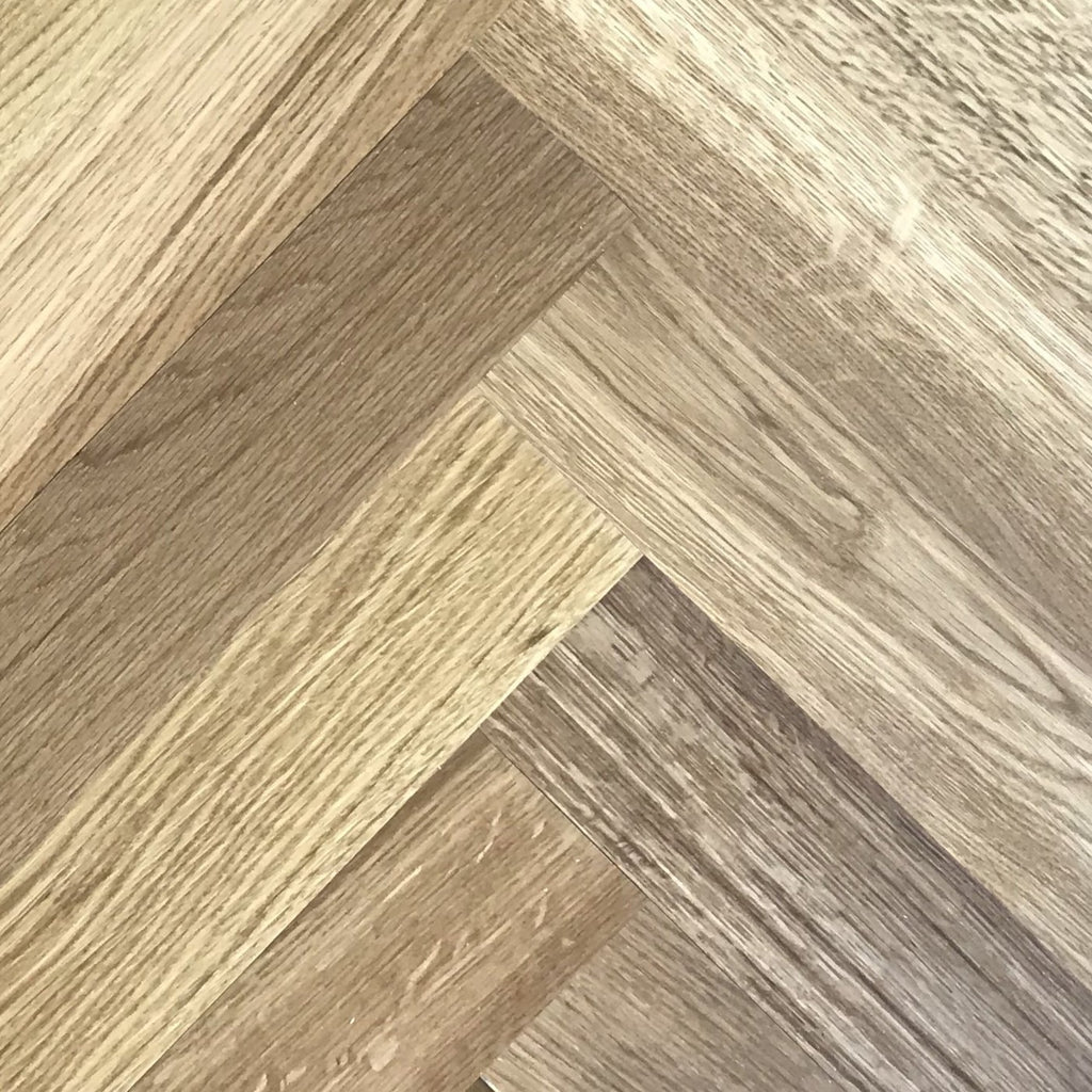 Aerolith - Engineered Oak Herringbone - Marcias Flooring