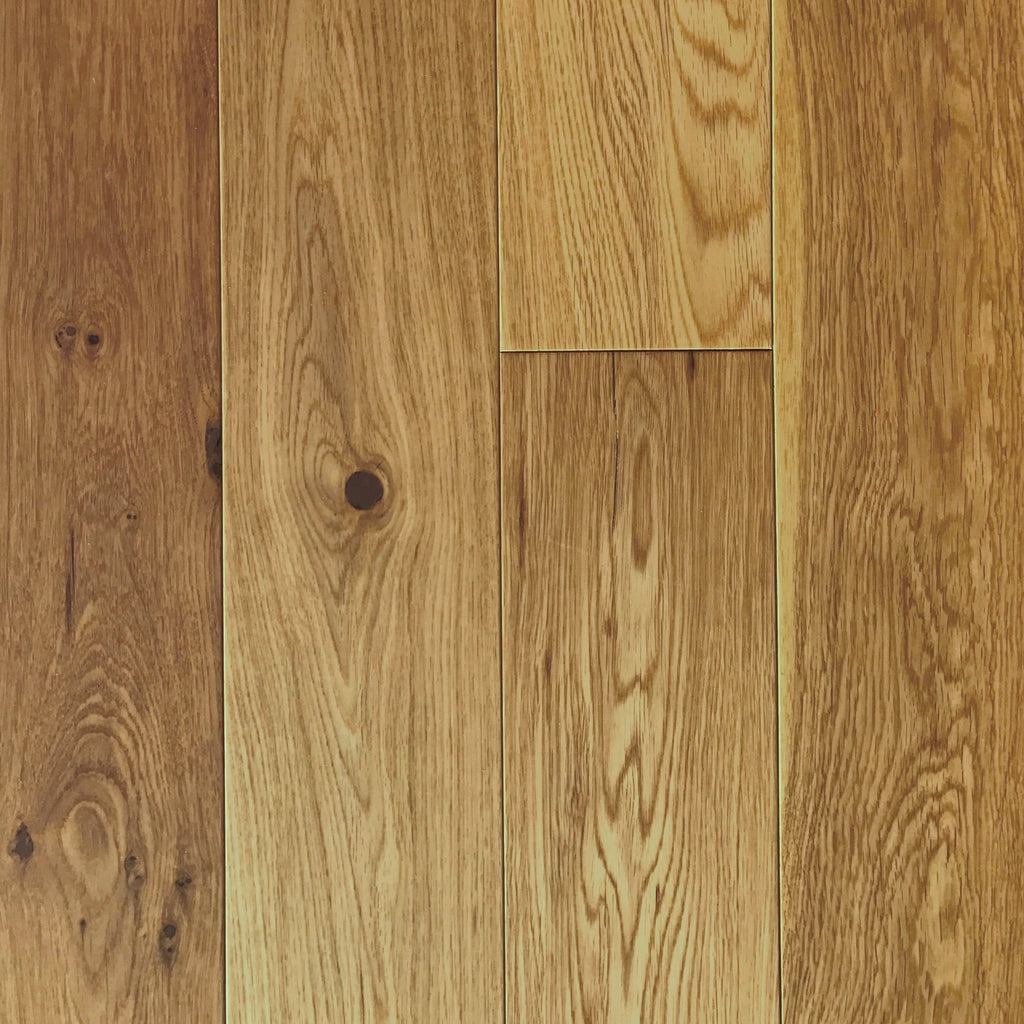 Cairns - Engineered Oak Lacquered - Marcias Flooring