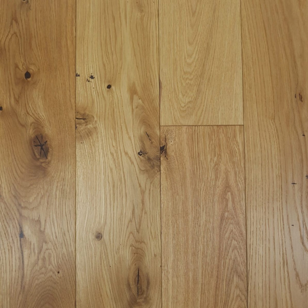 Imphal - Engineered Oak Lacquered - Marcias Flooring